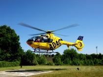 EC135 - D-HDEC - Christoph 31 - LRZ Berlin
