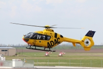 EC135 - D-HHBG - Flugplatz Halle-Oppin (EDAQ)