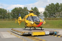 EC135 - D-HKUE - Christoph 39 - LRZ Perleberg