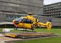 EC135 - D-HWFH - Christoph 31 - LRZ Berlin
