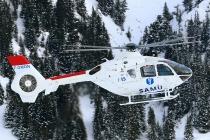 EC135 F-GMON