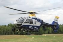 EC 135 - D-HBBY - Polizei Brandenburg