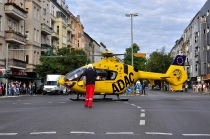 Eurocopter EC-135 - D-HBYH - Christoph 31