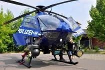 Eurocopter EC-135 - D-HVBN