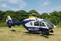EC 135 - D-HBBZ - Polizeihubschrauberstaffel Brandenburg