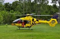 Eurocopter EC-135  D-HBLN