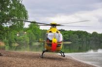 Eurocopter EC-135 - D-HBLN - Christoph 31
