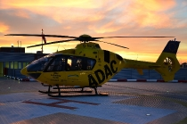 Eurocopter EC-135 D-HBYA