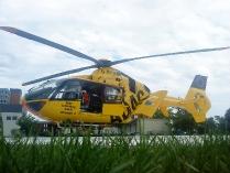 Eurocopter EC-135 D-HSHP