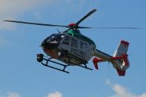 EC 135 - D-HSNC - Polizeihubschrauberstaffel Sachsen