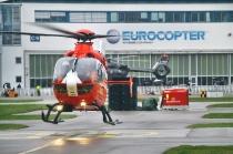 Eurocopter EC135 - D-HCBE
