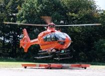 Eurocopter EC135T2+- D-HZSE