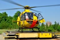 Eurocopter EC 135 - D-HBLN - Christoph 31, Berlin