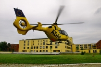 Eurocopter EC 135 - D-HBYH